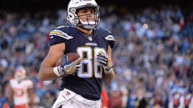 Image result for hunter henry chargers