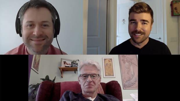 Ryan Kennedy, Matt Larkin and Ken Campbell