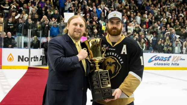 Jeff Parsons/Newfoundland Growlers