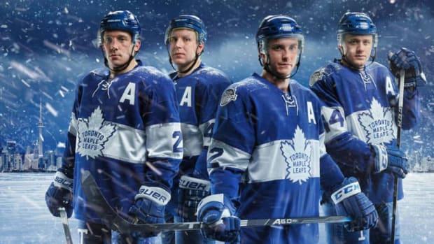 via Toronto Maple Leafs