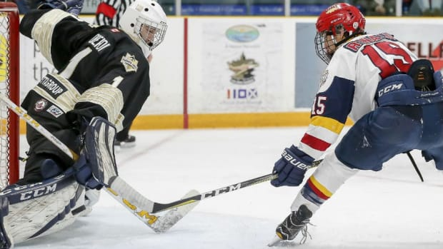 Photo by Amy Deroche / OJHL Images