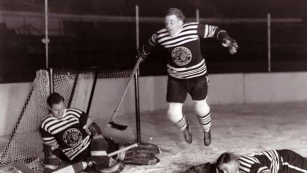 Le Studio du Hockey/HHOF Images
