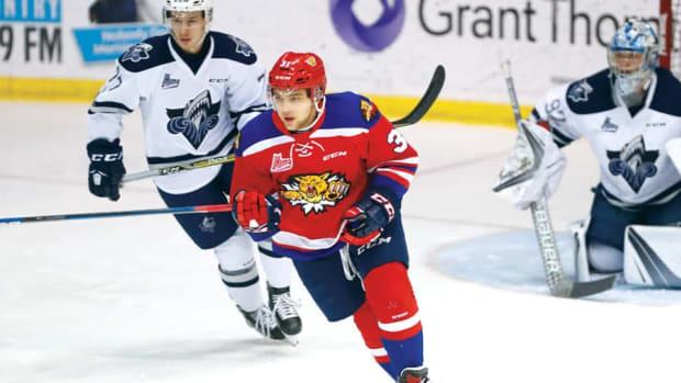 Daniel St Louis/Moncton Wildcats