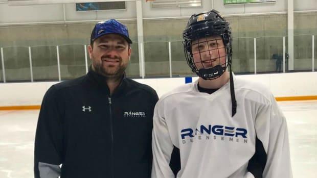 Paul Ranger and Owen Brady