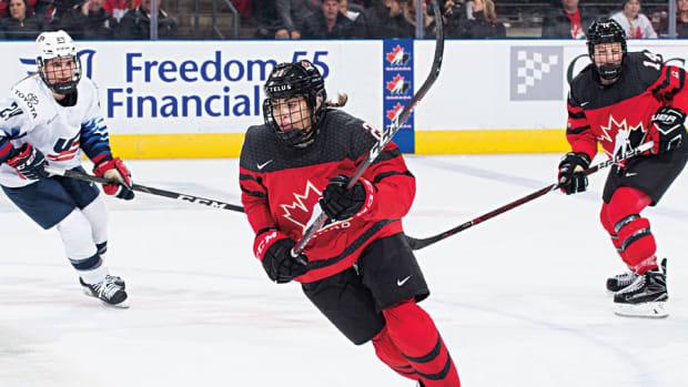 Matthew Murnagh/Hockey Canada