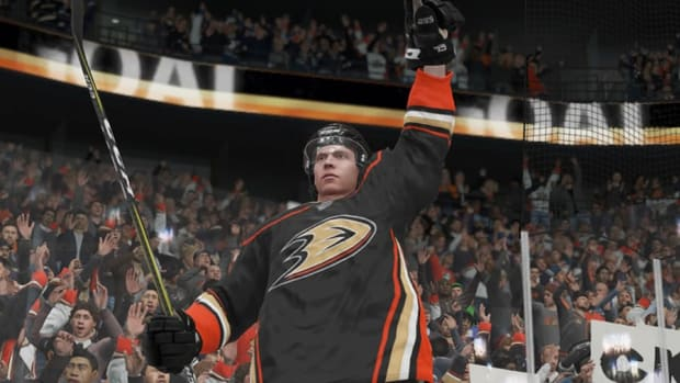 EA Sports NHL 20