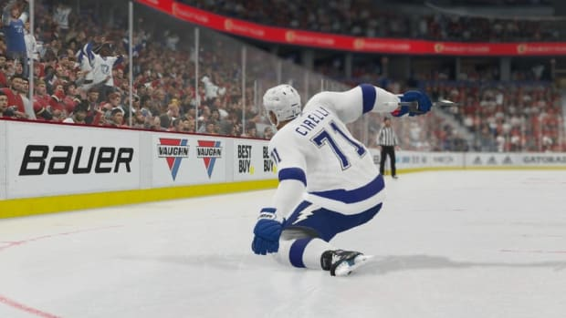 Cirelli scores TBL NHL20 featured