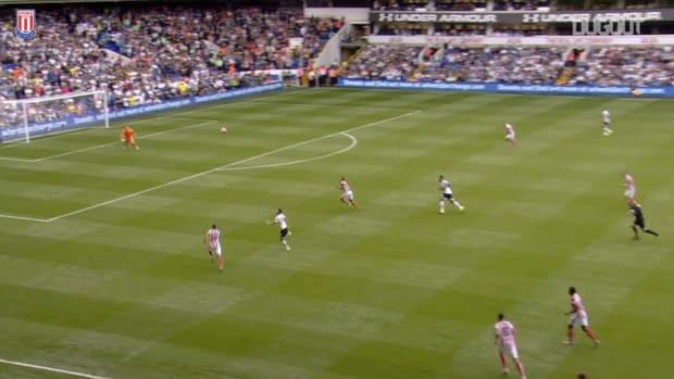 Stoke City battle back at White Hart Lane