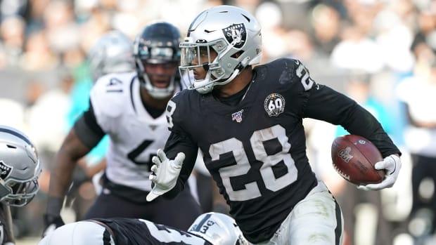 Josh Jacobs, Raiders RB