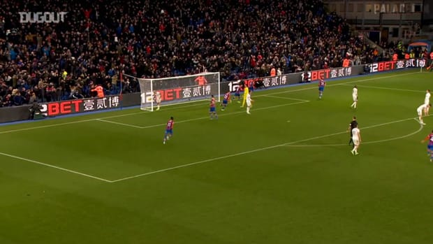 Crystal Palace's top three goals of 2019-20