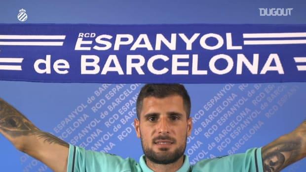 Fran Mérida joins RCD Espanyol