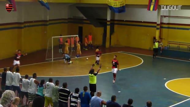 Reinier's best Flamengo moments