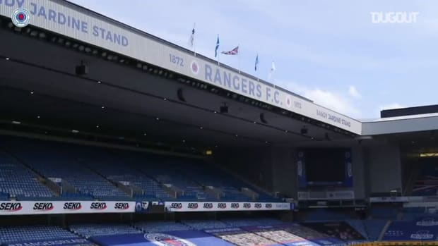 Behind the scenes: Morelos double gives Rangers victory