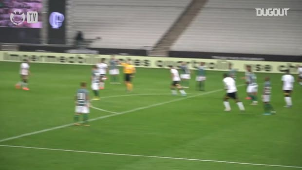 Corinthians' first victory in the 2020 Brazilian Championship