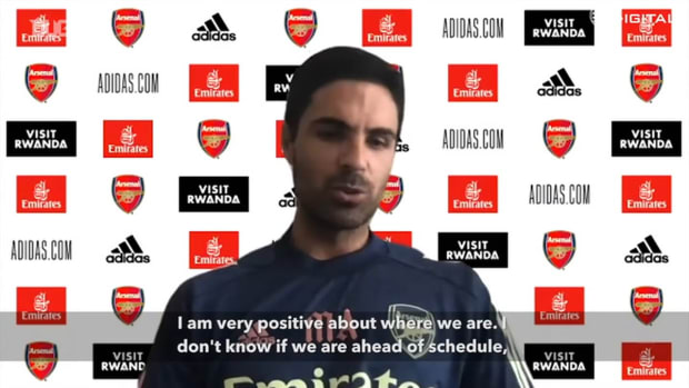 Mikel Arteta previews the 2020-21 campaign