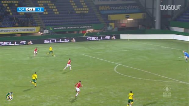 Djibril Dianessy's best goals for Fortuna Sittard