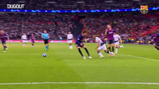 The best of Clement Lenglet at Barça
