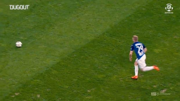 Kamil Jozwiak's best moments in the Ekstraklasa