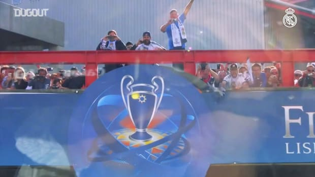 Last Champion League final in Lisbon was a title for Real Madrid