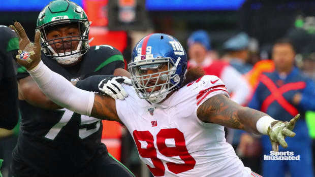 Sean Spencer says Leonard Williams Putting It All Together