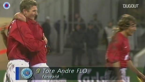 Tore Andre-Flo's most memorable Rangers goals