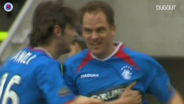 The De Boers' most memorable Rangers goals