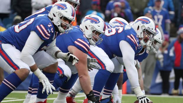 Buffalo Bills Offensive Linve