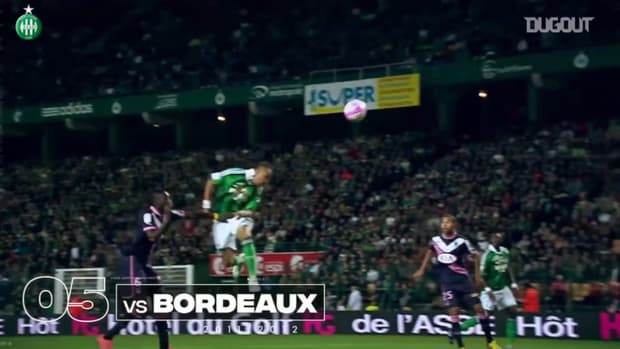 Aubameyang's top 5 goals at Saint-Étienne