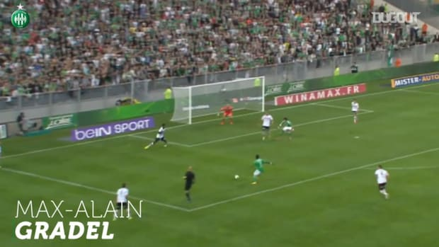 Saint-Étienne top five goals vs Lorient