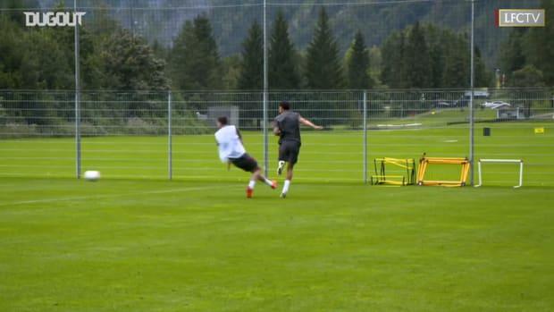 Liverpool's 2020-21 preparations at Austria training camp