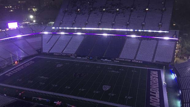 Husky Stadium will be dark all fall