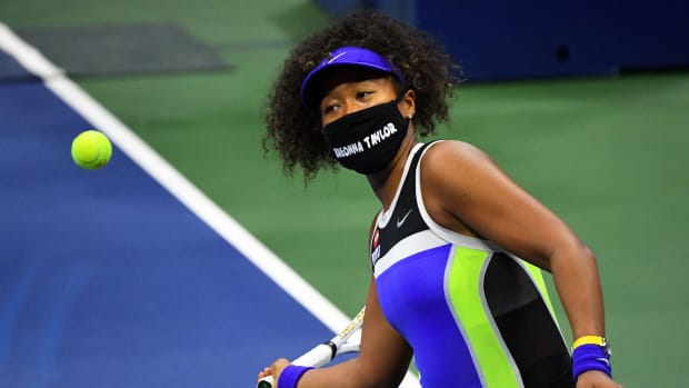 Naomi Osaka at US Open