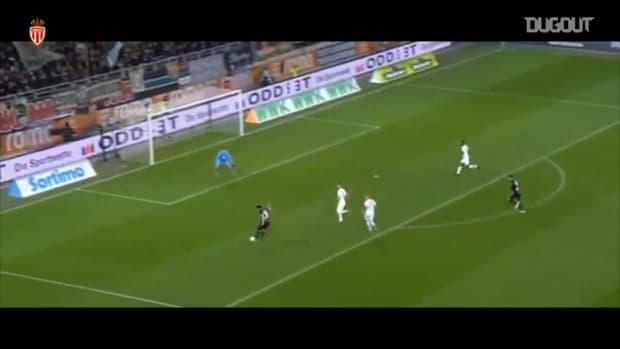 Kévin Volland's AS Monaco new sign