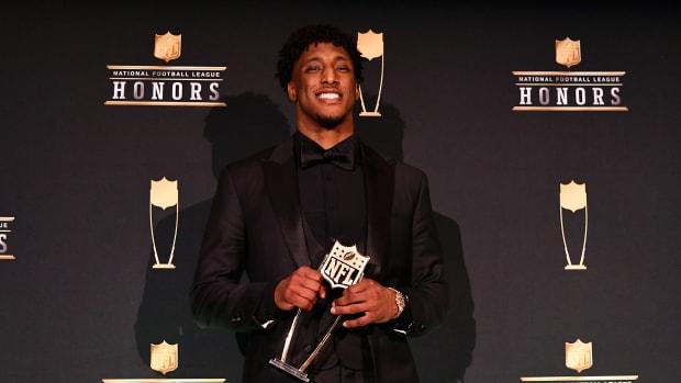Michael Thomas at NFL Awards