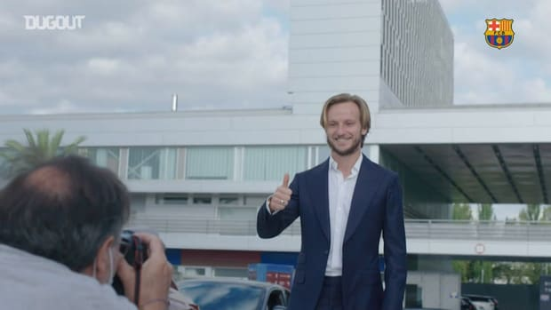 Ivan Rakitic: 'I will carry Barça in my heart.'