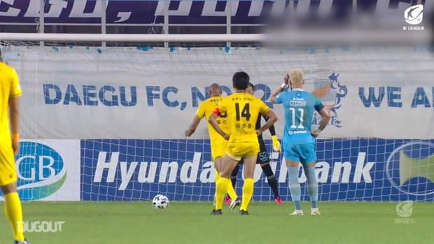 Felipe named Round 19 MVP after 6-4 win at Daegu