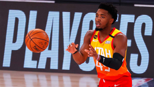 Donovan Mitchell will reportedly finalize a max contract extension with the Utah Jazz when free agency opens in mid-October.
