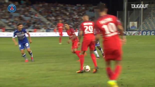 Layvin Kurzawa's best three goals for Paris Saint-Germain