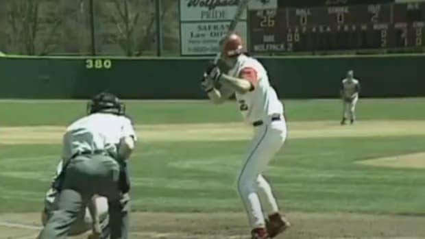 Chis Combs screen shot at bat