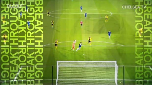 Tammy Abraham's breakthrough season for Chelsea