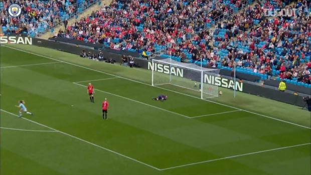 Man City Women's best opening day goals
