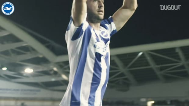 Glenn Murray's career highlights at Brighton