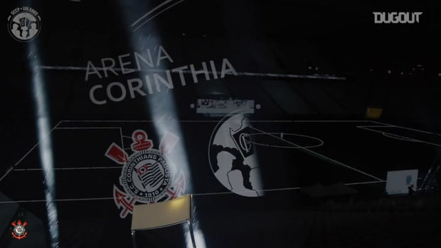 Neo Química Arena: a historic day for Corinthians