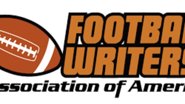 Football Writers Association of America logo