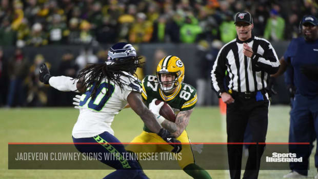 Jadeveon Clowney Signs With Tennessee Titans
