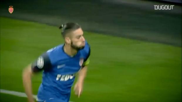 Ferreira Carrasco's goal vs Arsenal