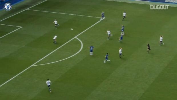 Beth England's incredible goal defeats Spurs