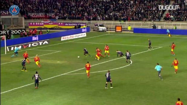 Claude Makélélé's stunning goal vs Lens