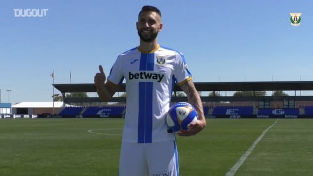 Borja Bastón joins CD Leganés