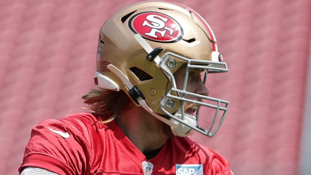 George Kittle, San Francisco 49ers